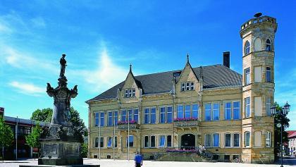 Historisches Rathaus Horn