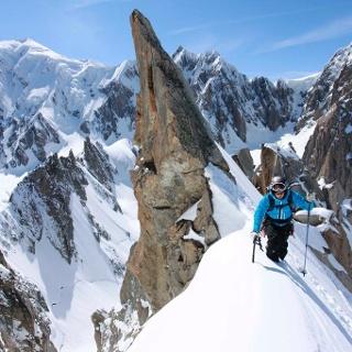 Tour Ronde - Freeski-Mountaineering