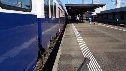 0100 Dropout beim Bahnhof Killwangen-Spreitenbach