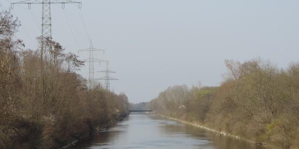 Lechkanal bei Meitingen