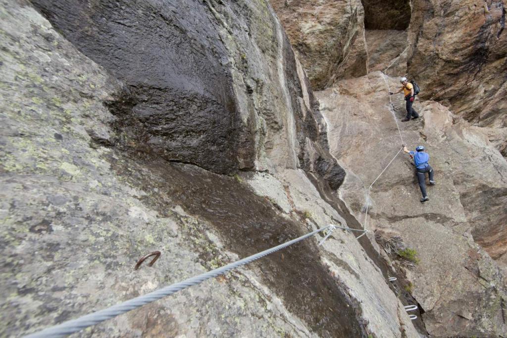 Klettersteig Handschuhe : Klettersteig moosalm Österreichs wanderdörfer