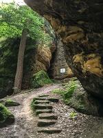 Foto Götzinger Höhle