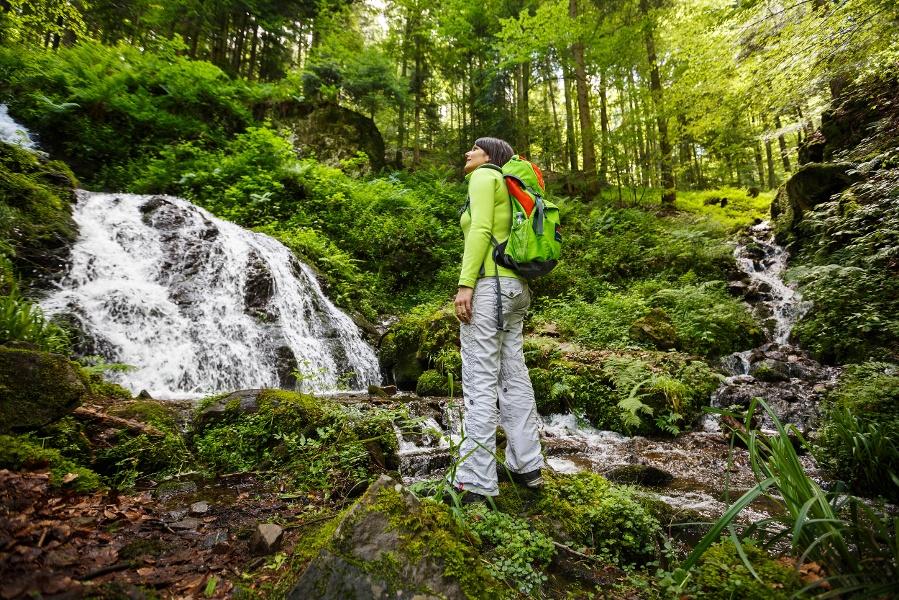 """Schwarzwälder Wandersinfonie:  Der  Himmelssteig in Bad Peterstal-Griesbach - eine Tour  für """"Höhenverliebte"""""""