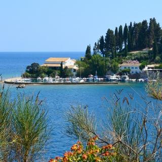 Kouloura Bucht
