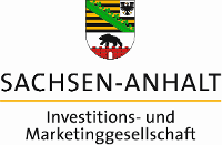 Logo Investitions- und Marketinggesellschaft Sachsen-Anhalt mbH