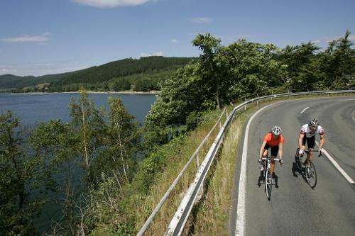 Bike Arena Sauerland -  Diemelsee-Runde