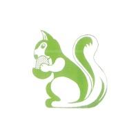 Markierung-Eichhörnchen