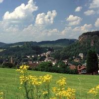 Eifelsteig-Etappe 9: Gerolsteiner Dolomitfelsen