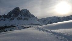 Passo delle Erbe - Costaces and back