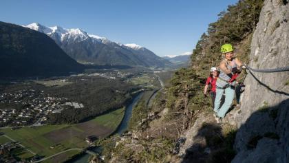 Klettersteig Haiming : Die schönsten klettersteige in haiming