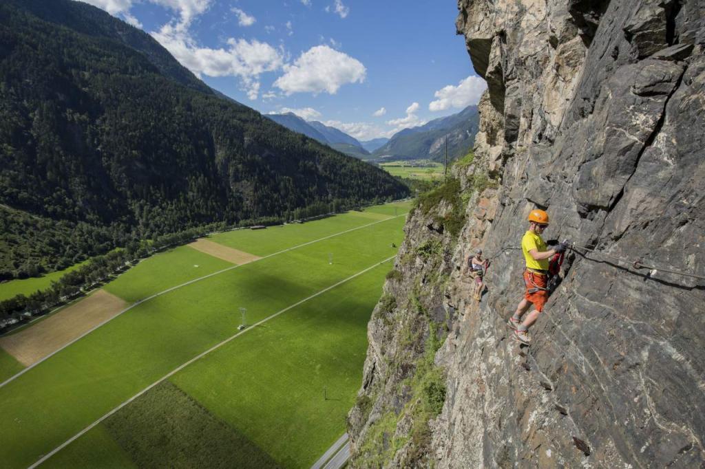 Klettersteig Längenfeld : Klettersteig reinhard schiestl Österreichs wanderdörfer
