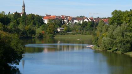 Schömberger Stausee