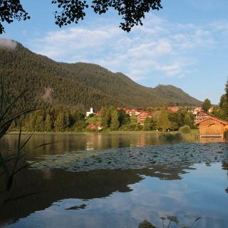 Der idyllische Weißensee