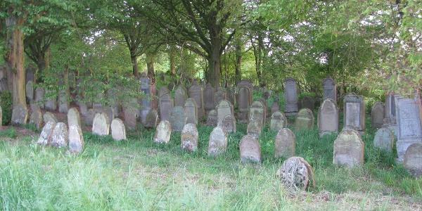Jüdischer Friedhof in Schwanfeld