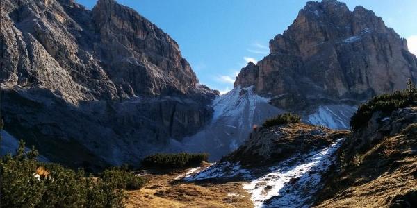 Lückelescharte Forcella del Lago San Candido Innichen Dobbiaco Toblach