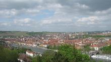 VIA ROMEA Bergtheim - Würzburg (35)