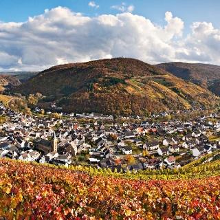 Blick vom Sonderberg, ausgezeichnet zur