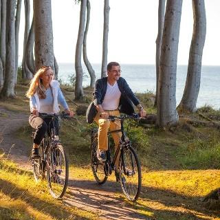 Radtour durch den Nienhäger Gespensterwald