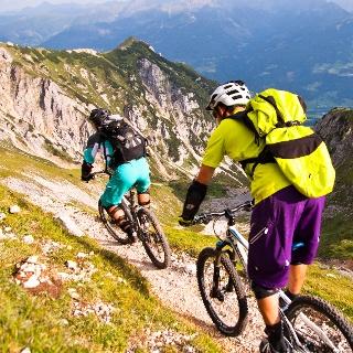 Mountainbiken in Ramsau am Dachstein