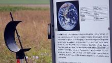 Wandern von Planet zu Planet