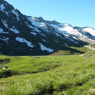 Blick ins Val Maighels