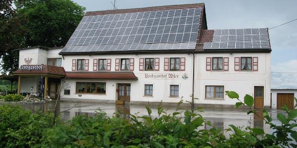 """Landgasthof """"Adler"""", Altsteußlingen"""