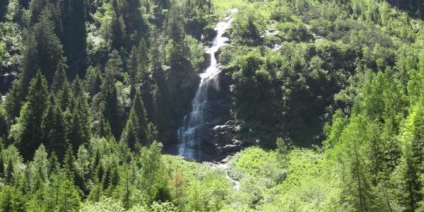 Dürrmooswasserfall
