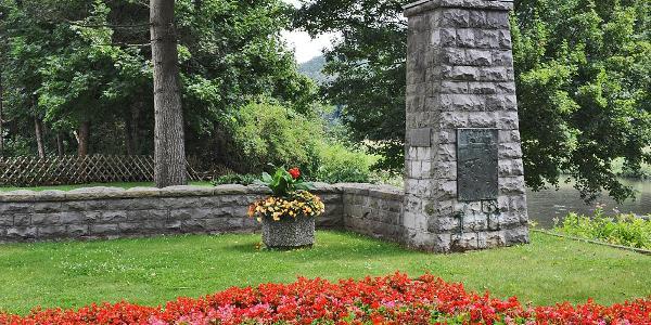 Denkmal Möhnekatastrophe in Wickede/Ruhr