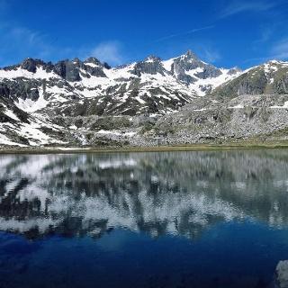 Cornisello inferiore lake