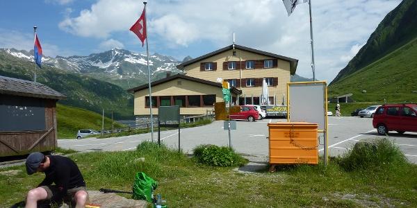 Gasthaus am Lukmanierpass