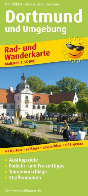 Dortmund und umgebung regionalkarte - Mobelhauser dortmund und umgebung ...