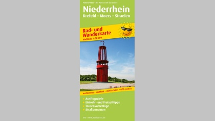 Niederrhein, Krefeld, Moers, Straelen