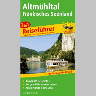 Altmühltal - Fränkisches Seenland (3in1)