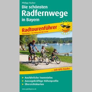Die schönsten Radfernwege in Bayern (RTF)