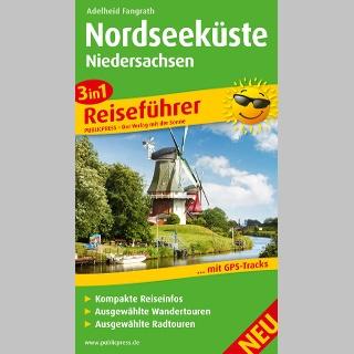 Nordseeküste Niedersachsen (3in1)