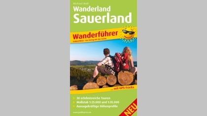 Wanderland Sauerland (Wanderführer)