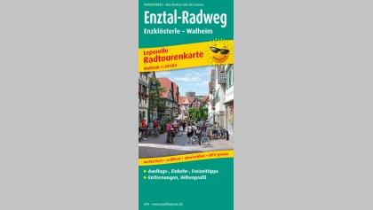Enztal-Radweg, Enzklösterle - Walheim