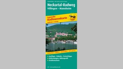 Neckartal-Radweg Villingen - Mannheim