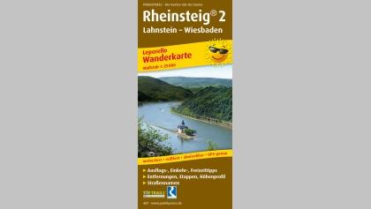 Rheinsteig 2, Lahnstein - Wiesbaden