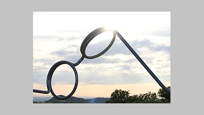 """""""Landschaftsbrille"""" Hülben"""