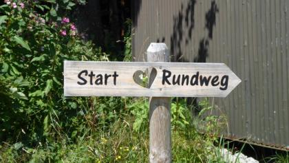 Start Rundweg