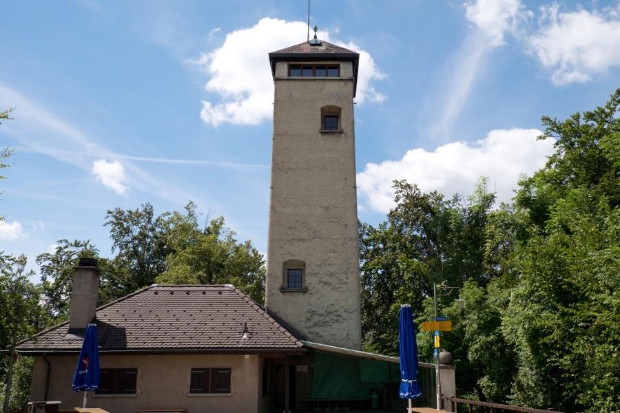Fricktaler Höhenweg: von Rheinfelden nach Bad Säckingen