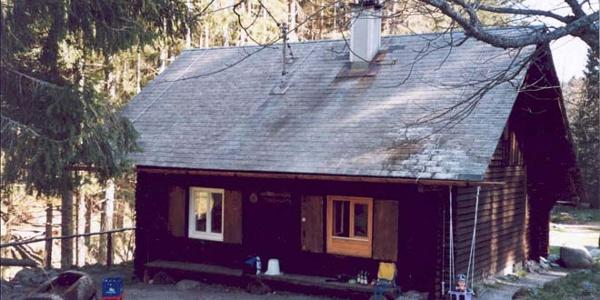 Schwenninger Hütte