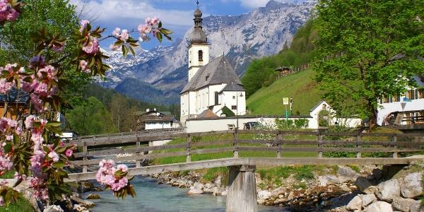 Kirche St. Sebastian Ramsau