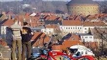 Für Gipfelstürmer: Die Tour auf den Fockeberg (6 km)