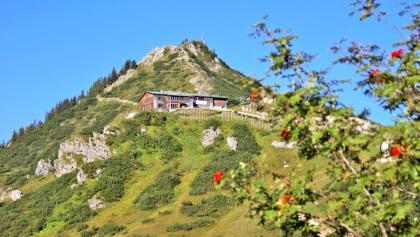 Jenner Bergstation mit Restaurant