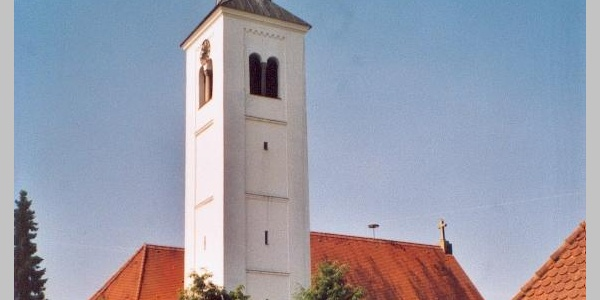 Kirche Hl. Sieben Brüder Unterrieden