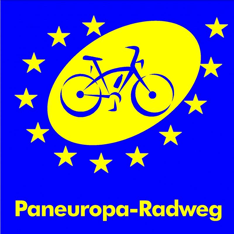 Paneuroparadweg am Oberrhein Abschnitt Ettlingen - Heidelberg