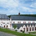 Das Kloster Eberbach zählt zu den bedeutendsten Kunstdenkmälern Hessens.