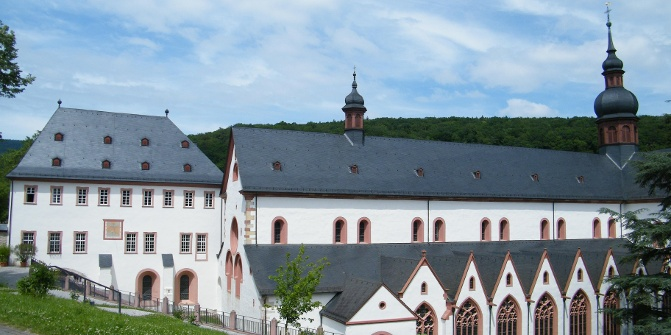 Kloster Eberbach • Kloster » outdooractive.com